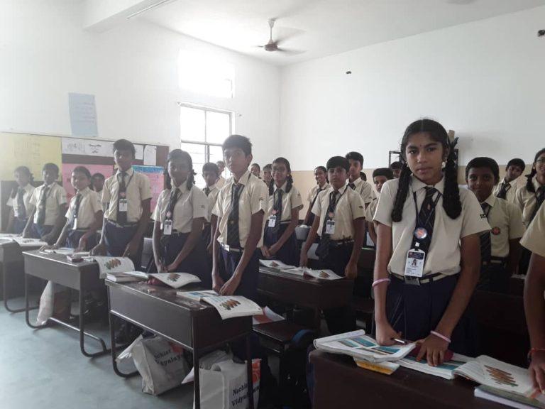 Indiens Schulen 2018